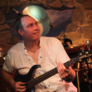 Dave MacKenzie - Guitar, Bass, Drums, Piano, uke