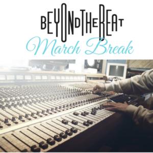 NEW March Break Recording Camp -