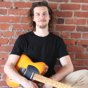 Will Gooch - Guitar, Piano