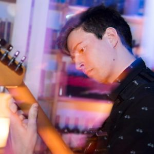 Sean Clarey - Guitar, Drums