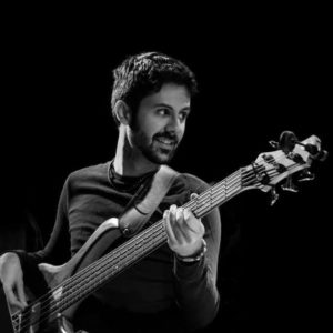 Milan Kozovski - Bass