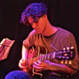 Ben Maclean - Guitar