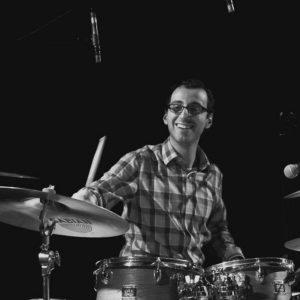 Mark Athanasiadis - Drums