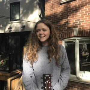 Maddie Stewart - Vocals